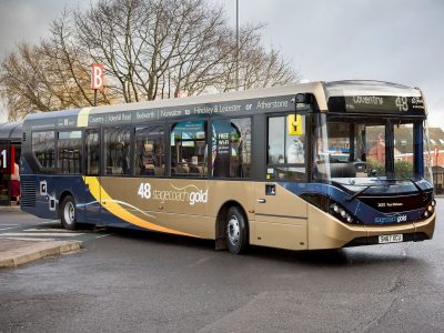 Stagecoach Gold 48