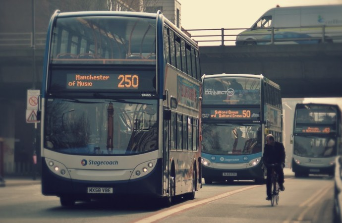 #AYearOfBuses 250: Manchester – Trafford Centre
