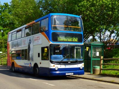 Stagecoach bus 252