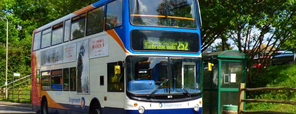 Stagecoach bus 252