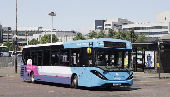 First Glasgow 255