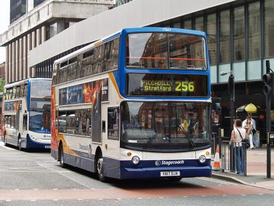 Stagecoach Manchester 256