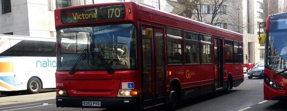 London bus 170