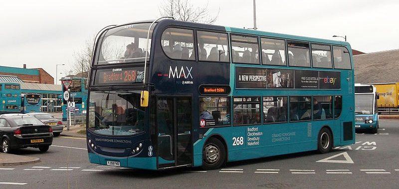 Arriva MAX 268