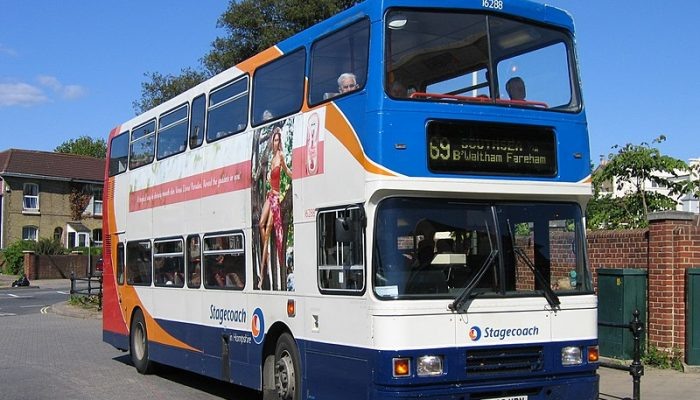 Stagecoach bus 69