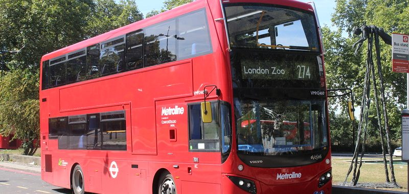 London bus 274
