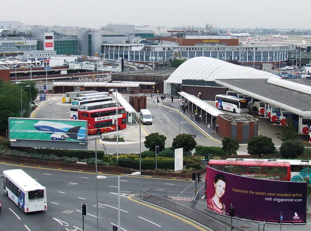 #AYearOfBuses 278: Ruislip – Heathrow Airport Central
