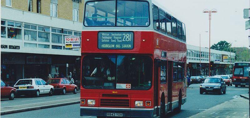 London bus 281