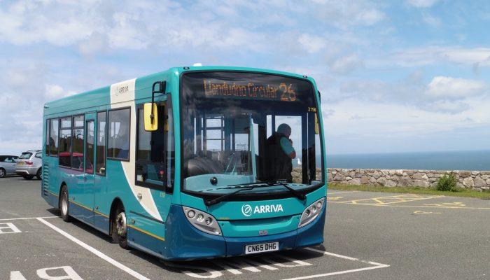Arriva bus 26
