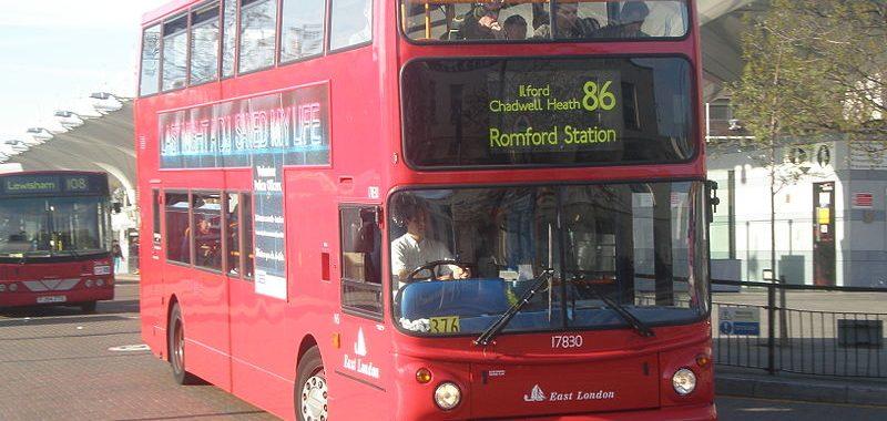 London bus 86