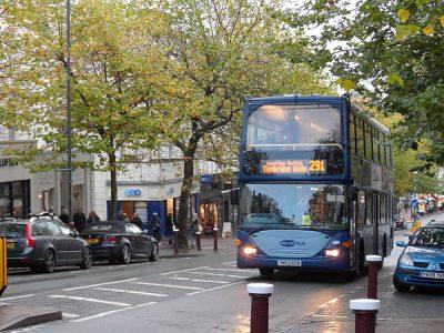 Metrobus 291