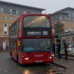 London bus 292