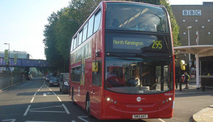 London bus 295