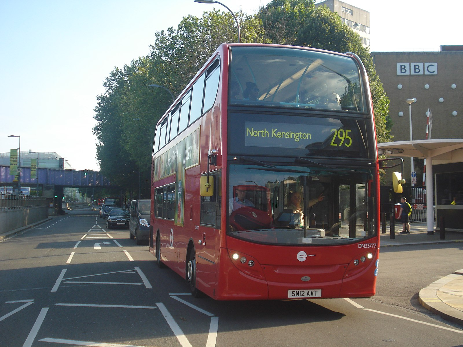 #AYearOfBuses 295: Clapham Junction – Ladbroke Grove