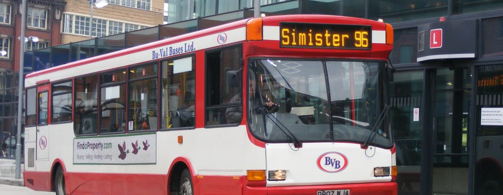 Manchester bus 96