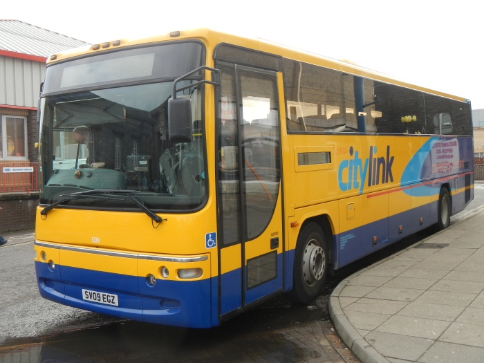 #AYearOfBuses 298: Inverness – Thurso