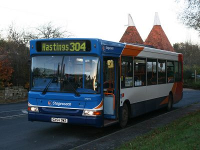 Hastings bus 304