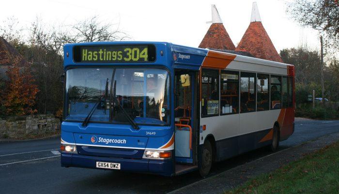 Hastings bus 304