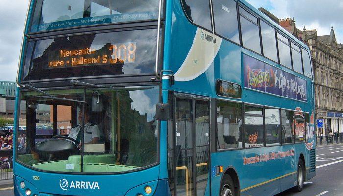 Arriva bus 308