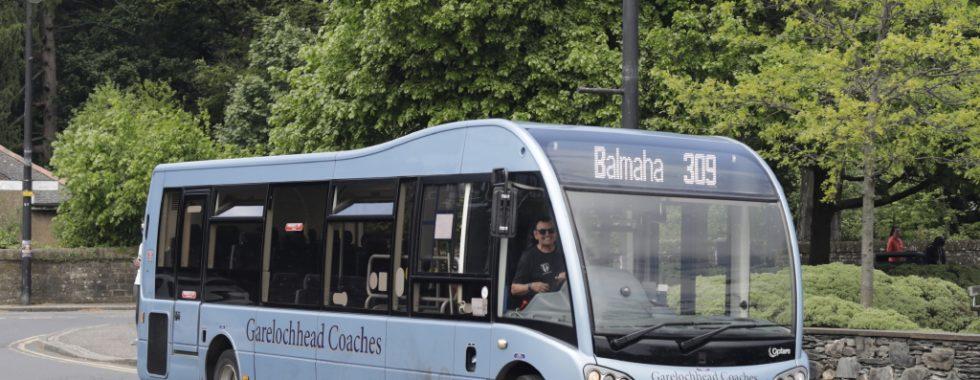 Garelochhead Coaches 309