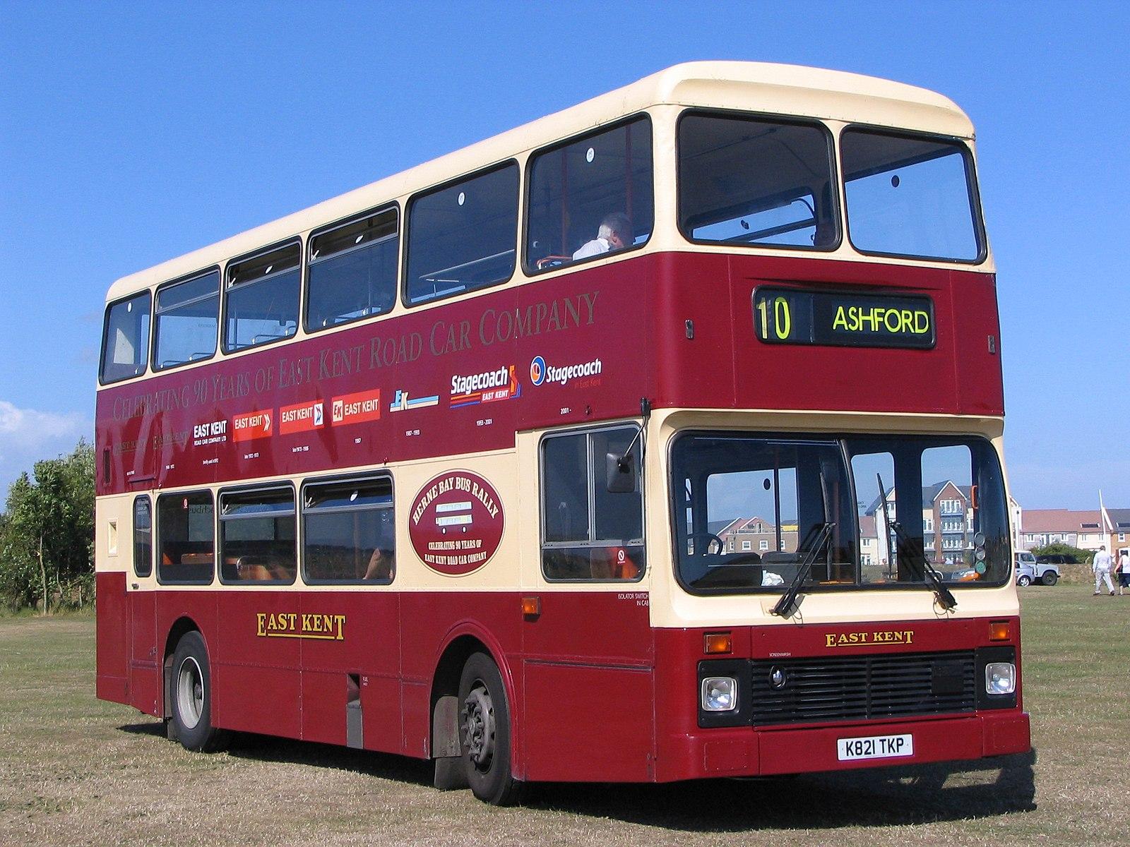 #AYearOfBuses 310: Folkestone – Ashford