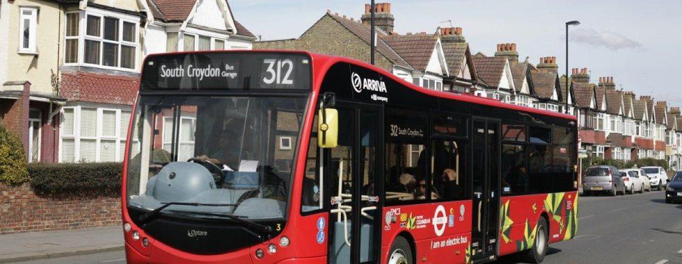London bus 312