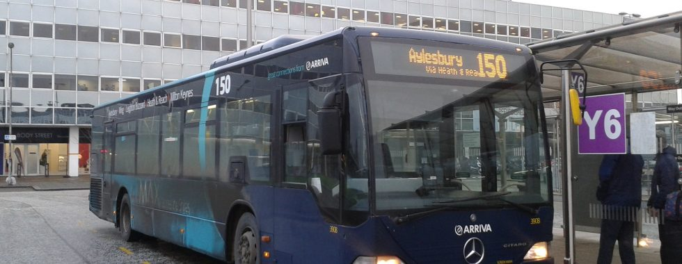 Arriva MAX 150