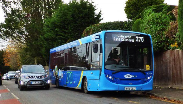Metrobus 270