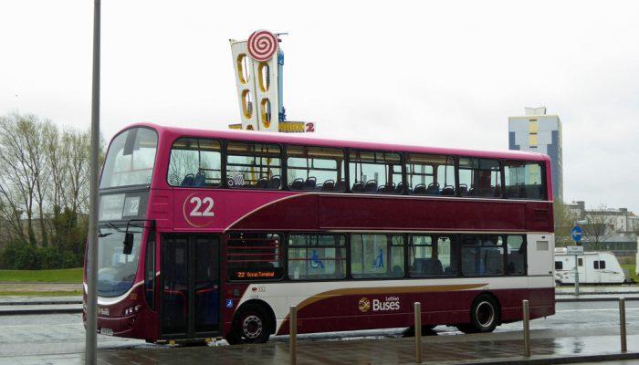 Lothian bus 22