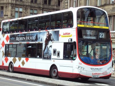 Edinburgh bus 23