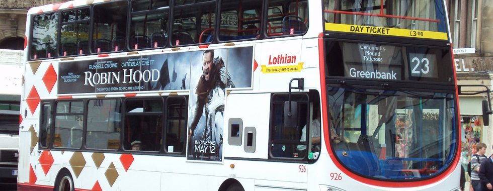 Edinburgh bus 23