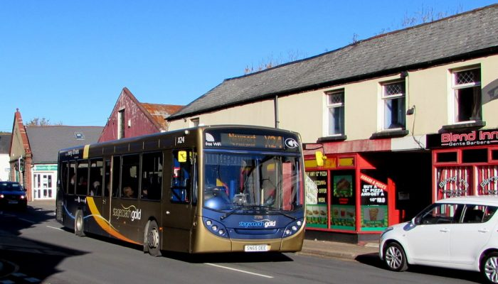 Stagecoach Gold X24