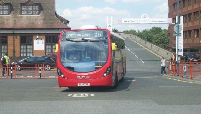 London bus 327
