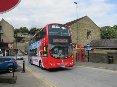 First Huddersfield 316