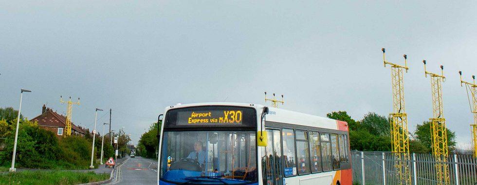 Stagecoach Manchester 330