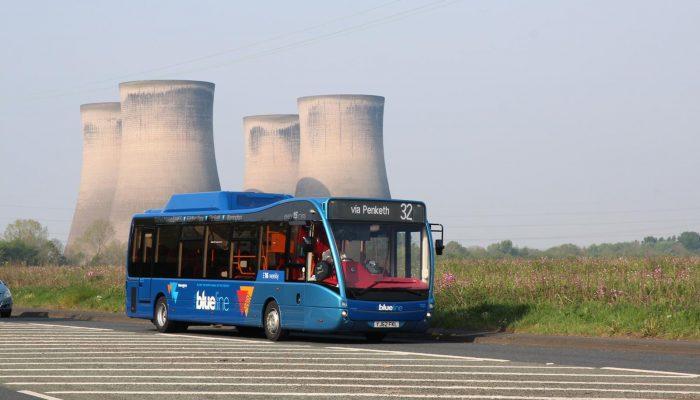 Warrington Blueline 32