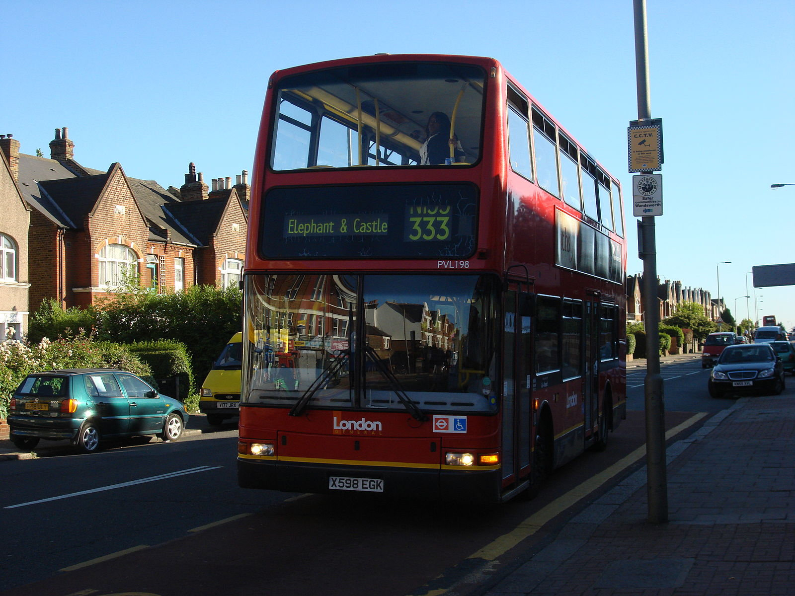 #AYearOfBuses 333: Elephant & Castle – Tooting Broadway