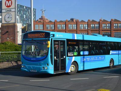 Arriva Yorkshire 229