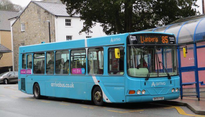 Bangor bus 85