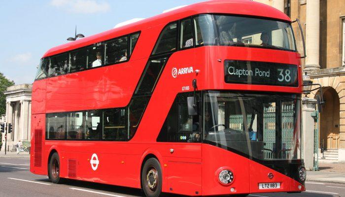 London bus 38