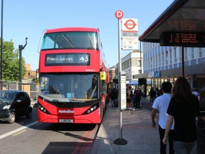 London bus 43