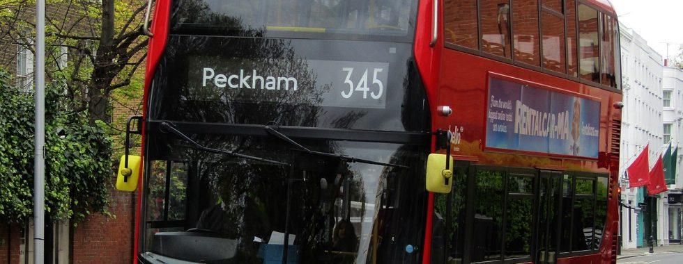 London bus 345