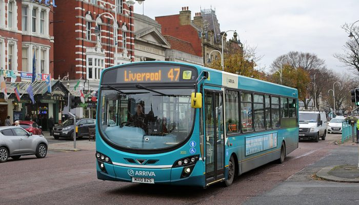 Southport bus 47