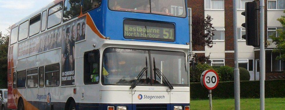 Stagecoach bus 51