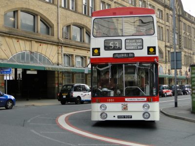 Manchester bus 53