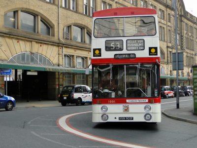 Manchester bus 53