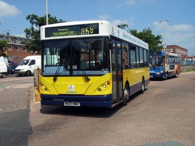 Devon bus 359