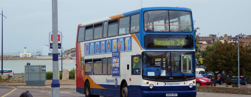 Stagecoach Margate 34
