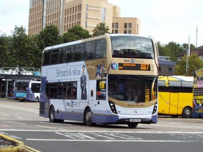 Glasgow Xpress X87