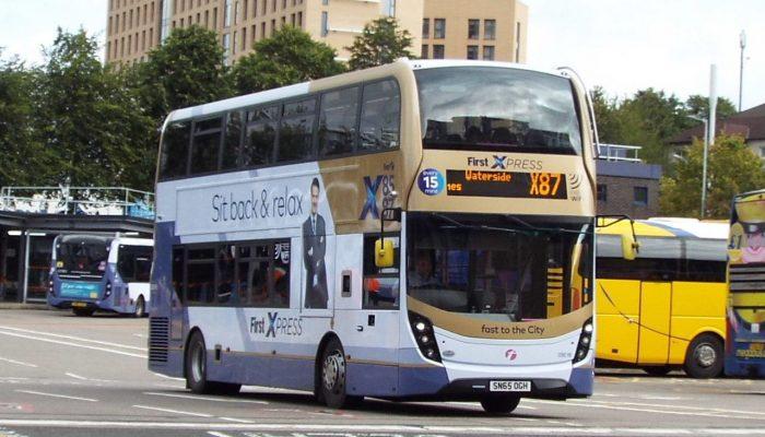 Glasgow Xpress X87